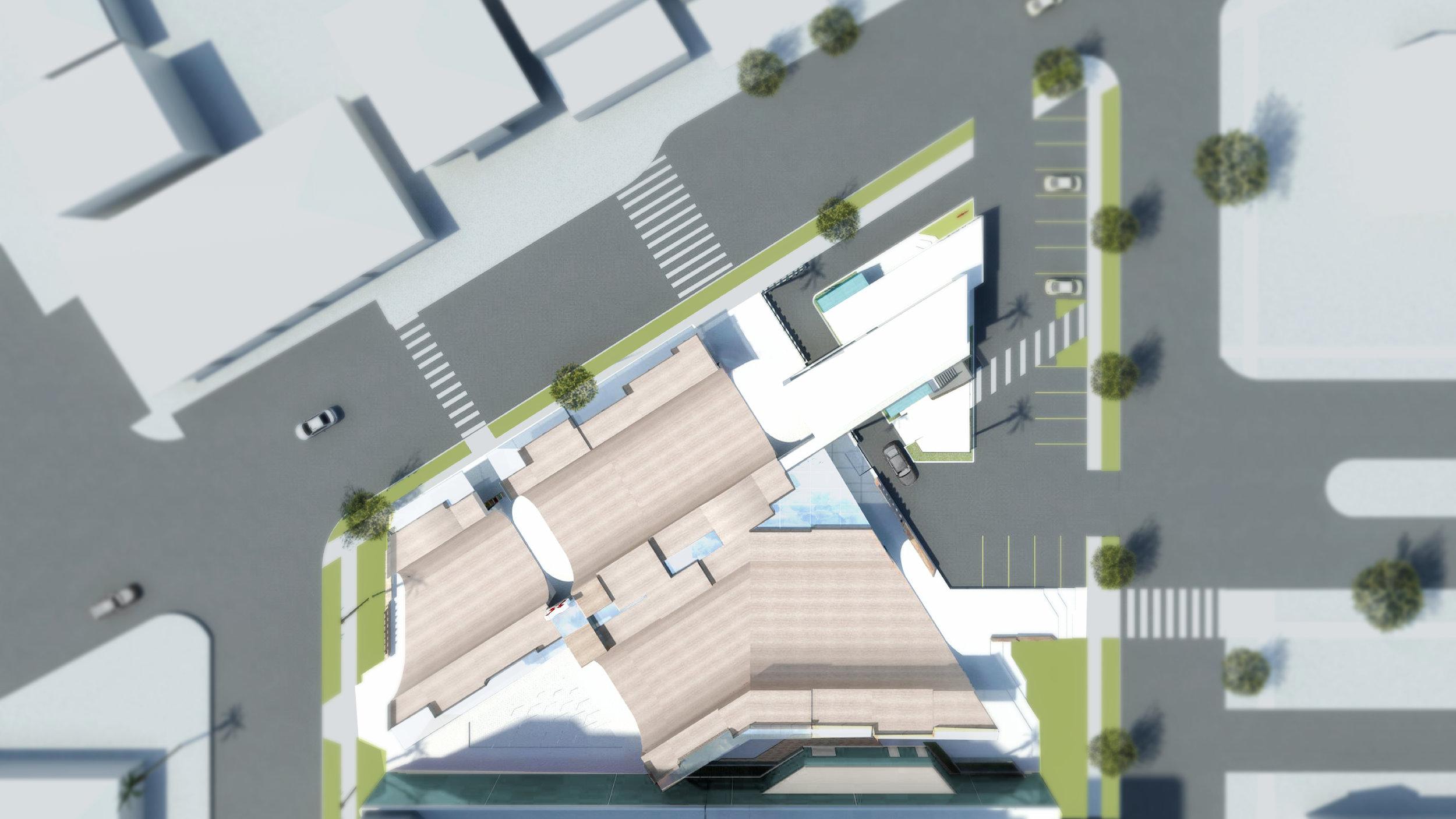 (4/7) Urban Intervention - Graduate Studio