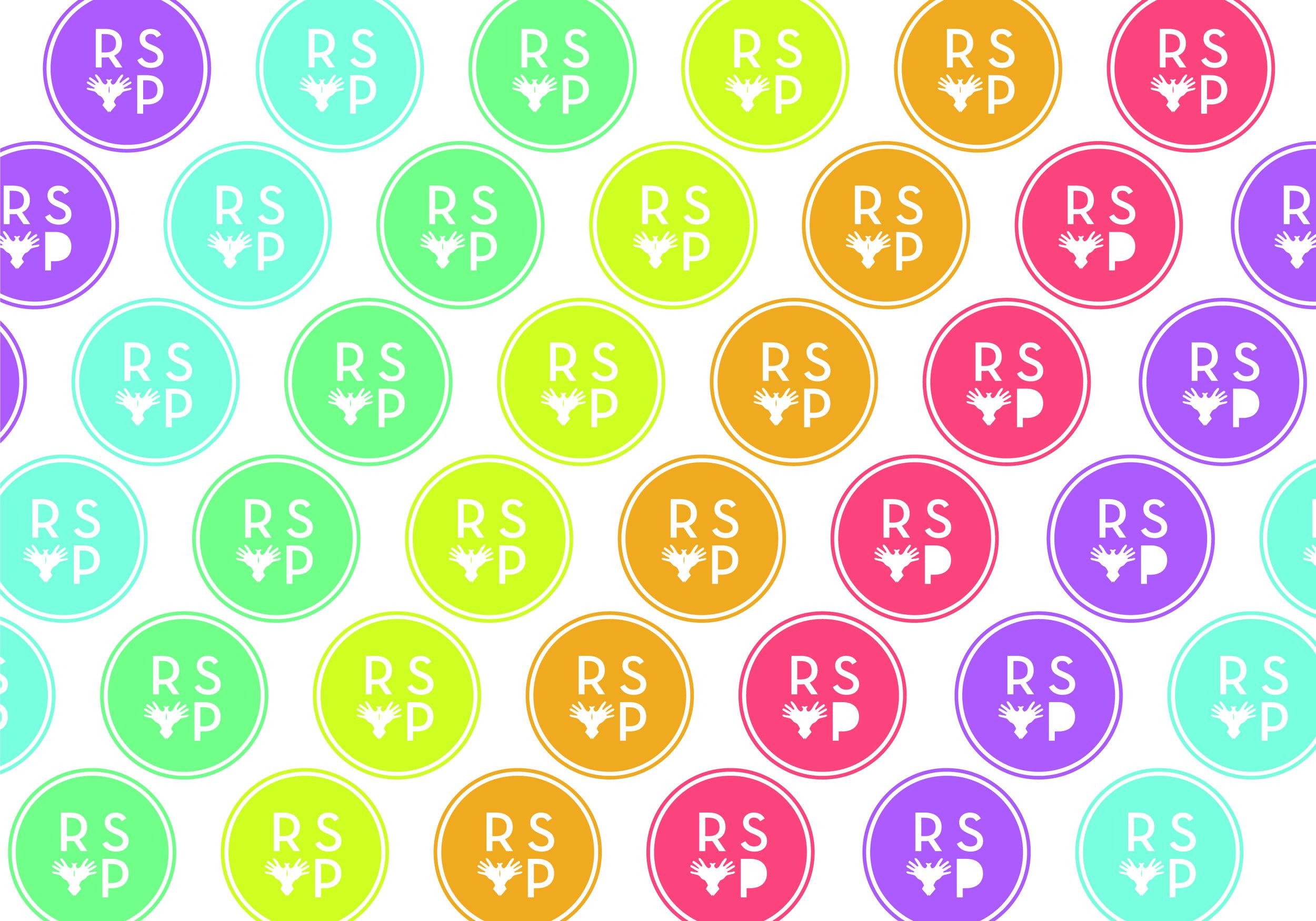 (5/5) Rice University Student Organization - Brand Design
