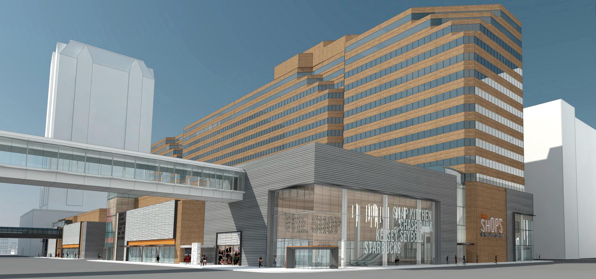 (3/7) Houston Center - Campus Renovation