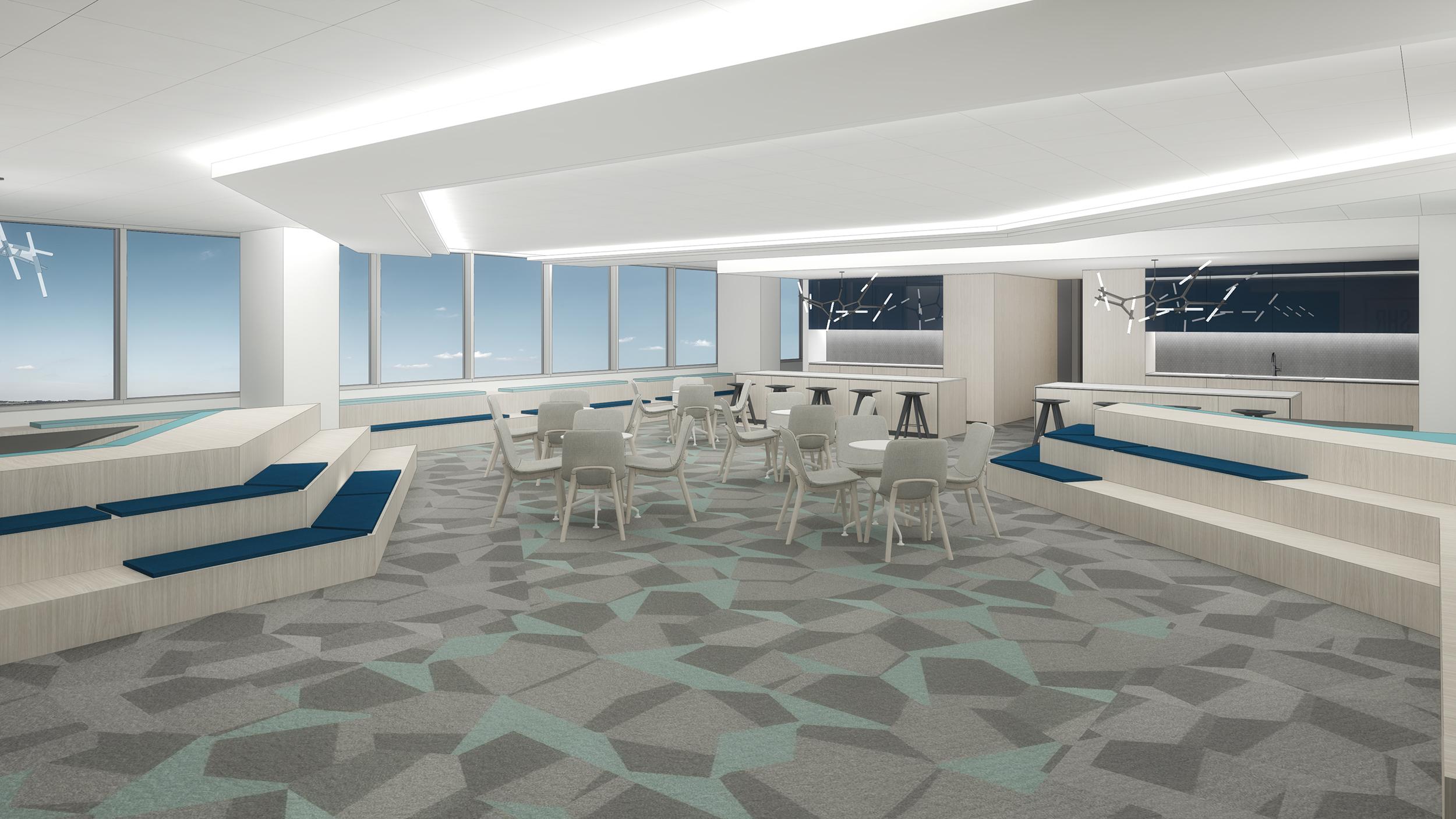 (4/4) Tech Company Headquarters -Tenant Improvements
