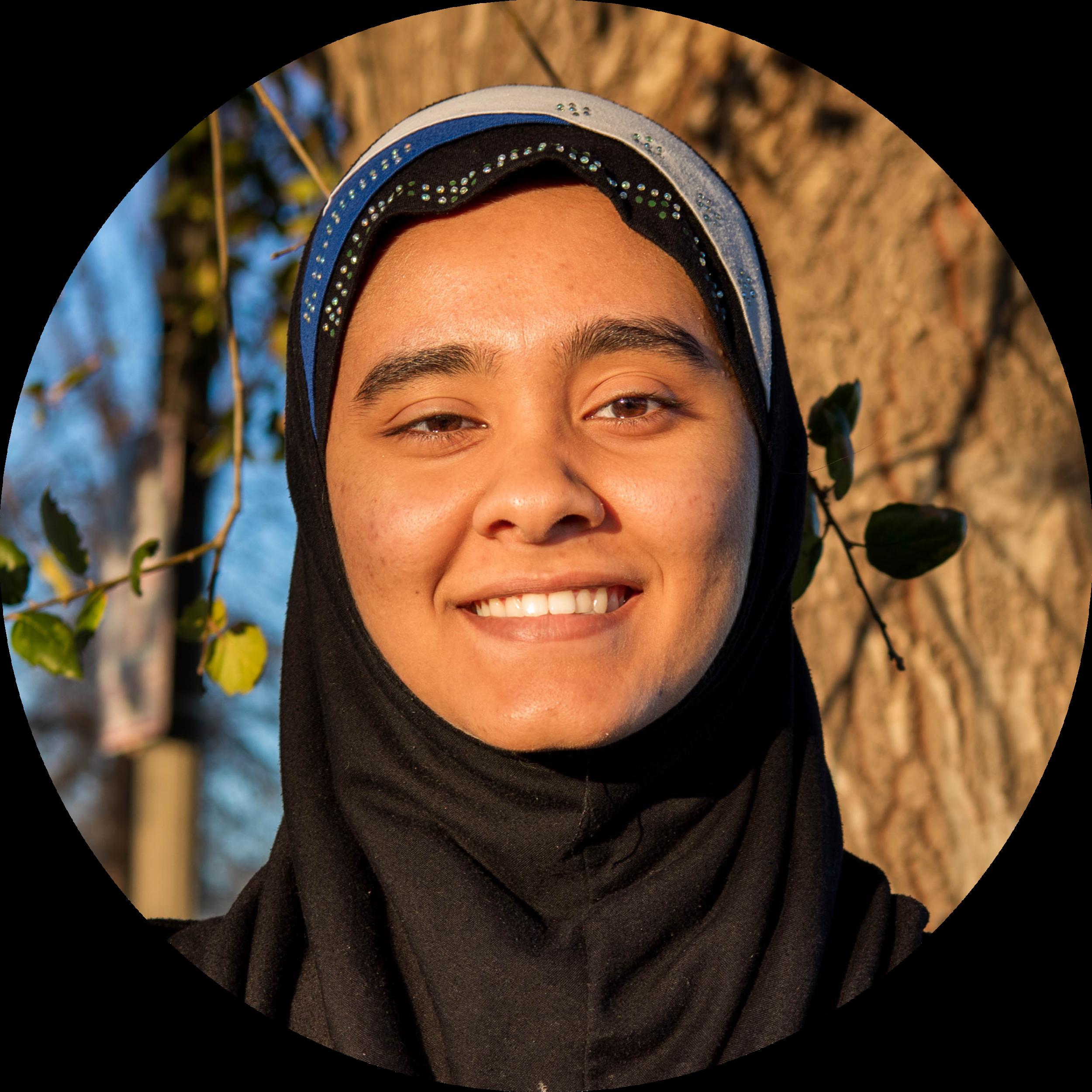 Eesha Sohail, Secretary -