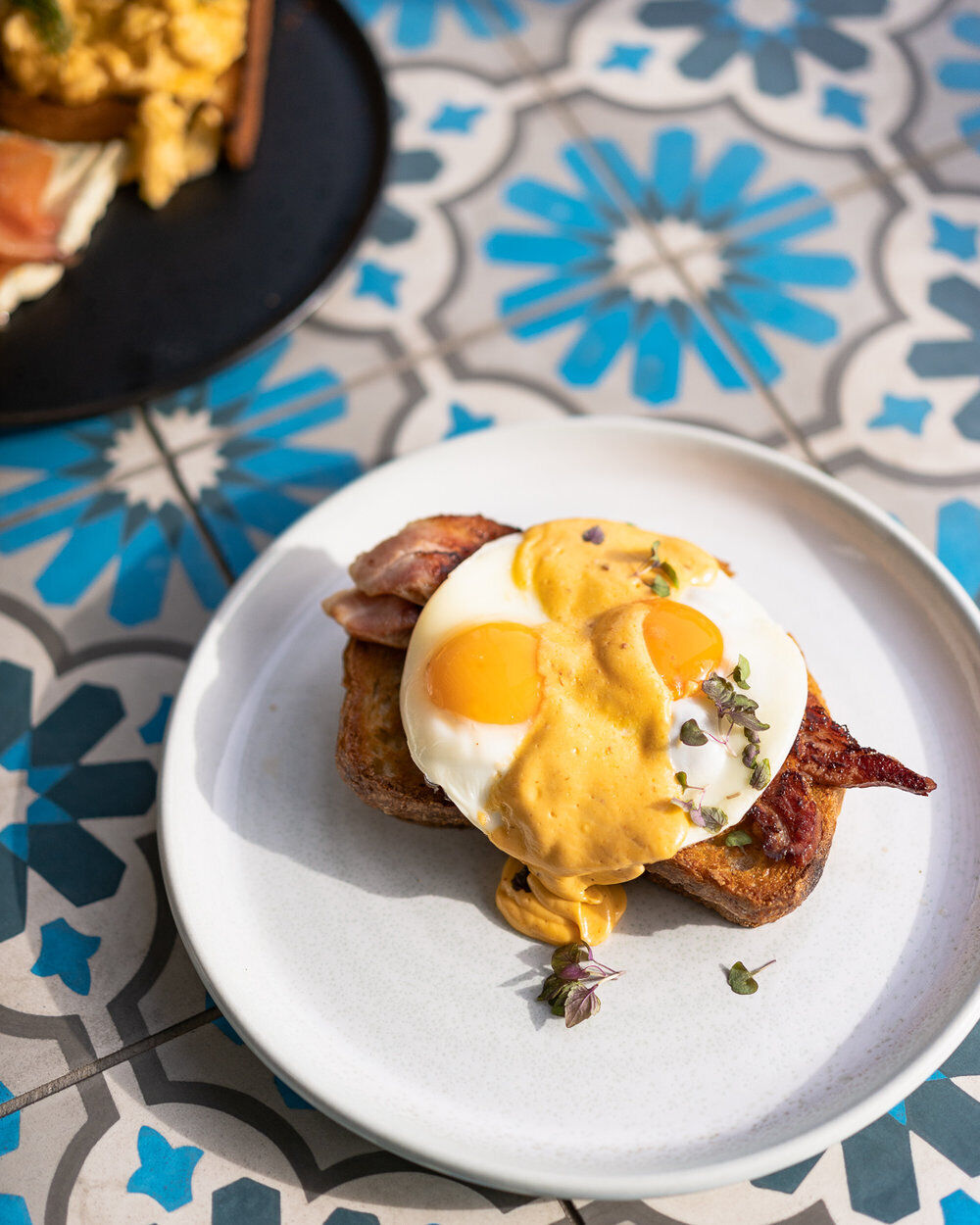 Brunch at YOUNG and FOOLISH -