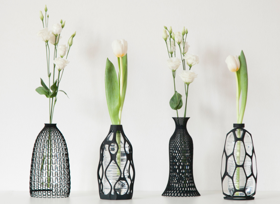 Invincible 3D Printed Vase