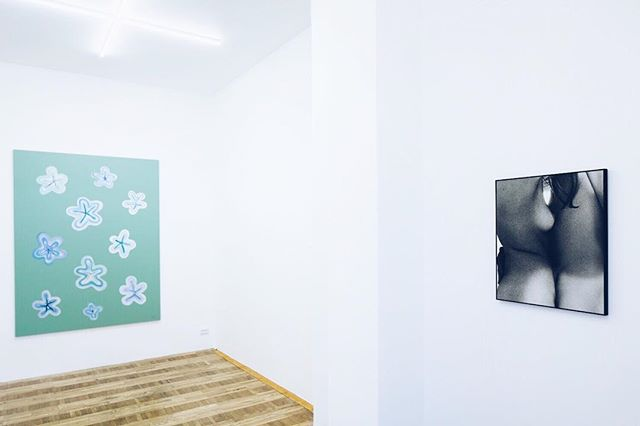 """Never enough of these two: Kristaps Zariņš and NataliaLL. Let's admit, the freshness of """"Gene of happiness"""" series reminds one of spring, and spring is THE universally accepted as best time to fall in love. So you see, these two artworks actually, maybe, one might argue, have a link."""