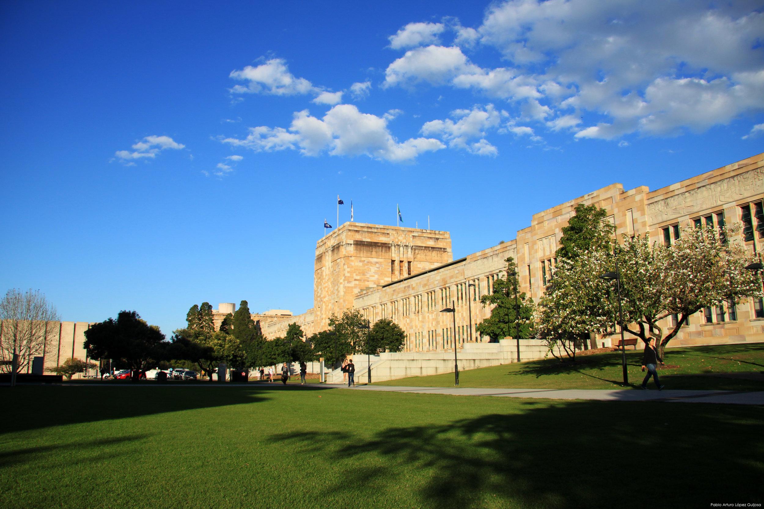 University of Queensland, HASS Faculty