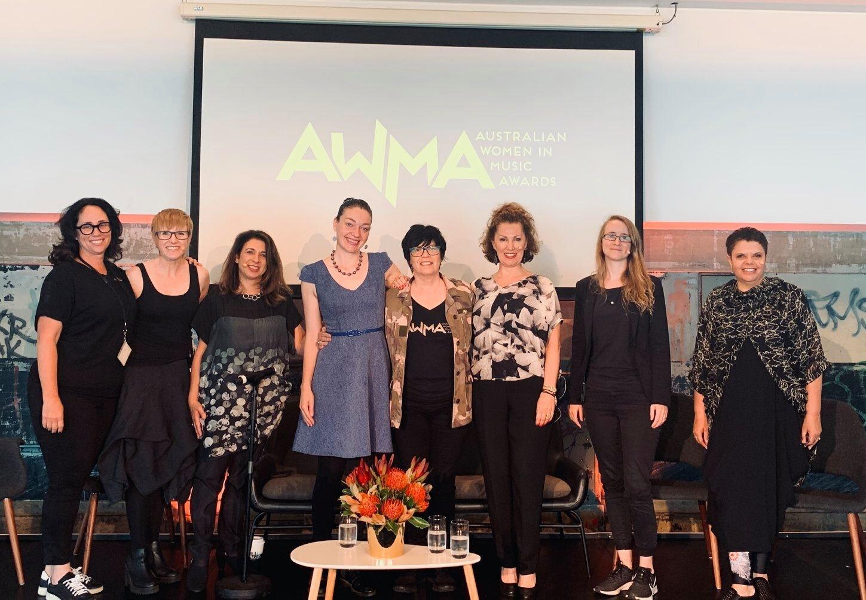 Image by Australian Women in Music Awards