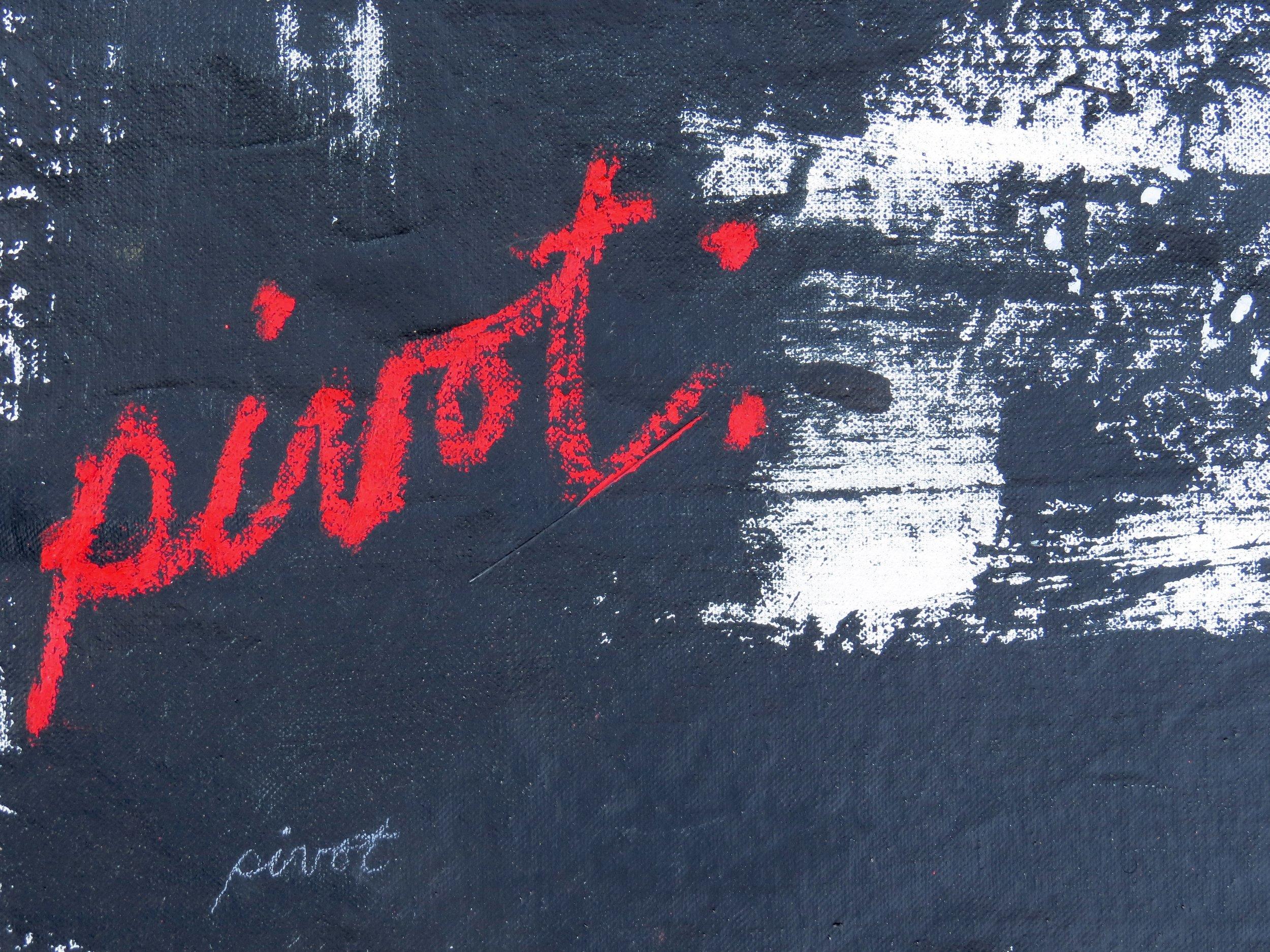 pivots , 2019 (Detail  2)
