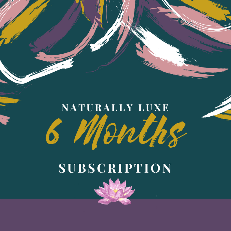 Naturally Luxe Subscription Box Service 6 months.png
