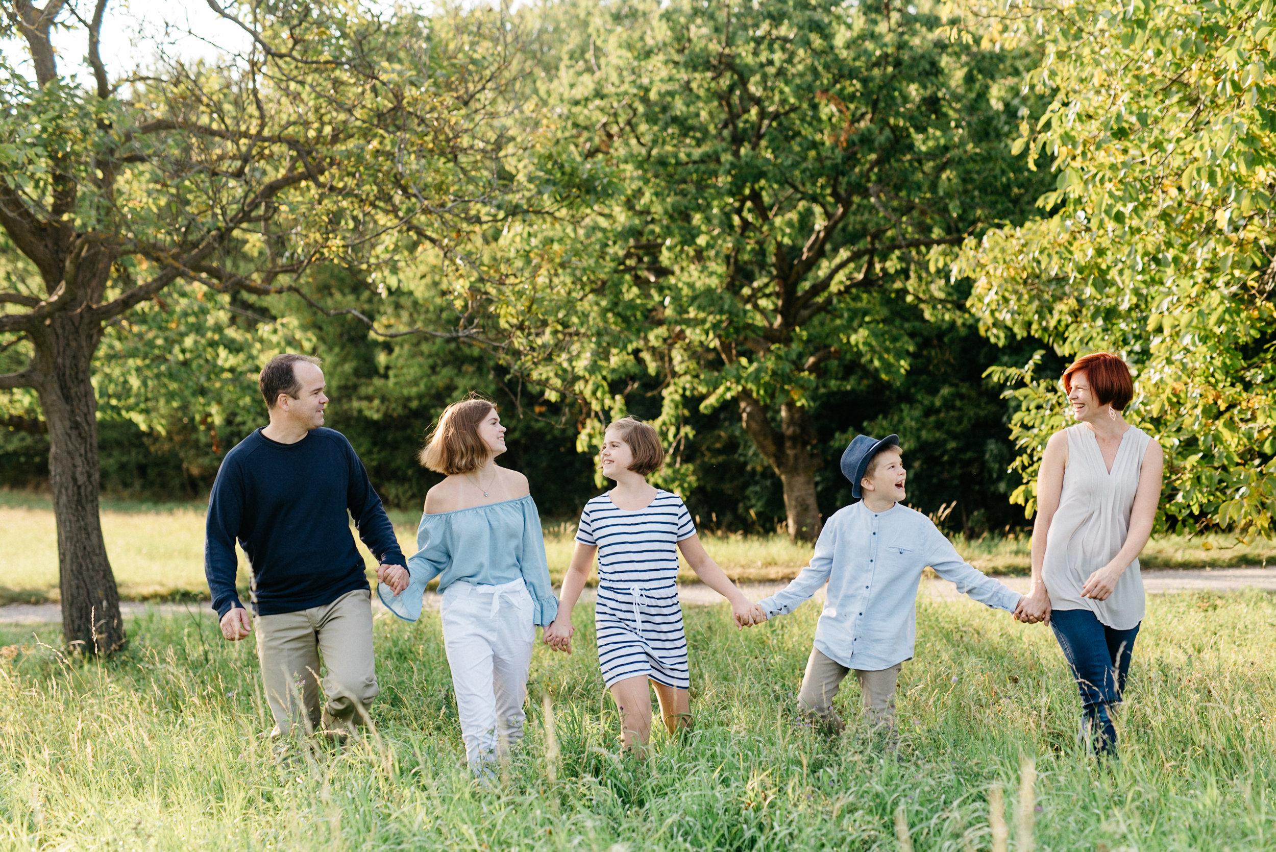 Meine Familie - da wo mein Herz schlägt