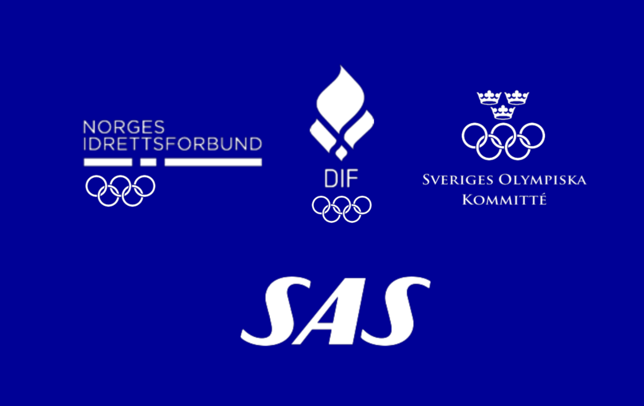 "This is the first time the 3 Scandinavian Olympic Committees officially come together for a ""House of Scandinavia."