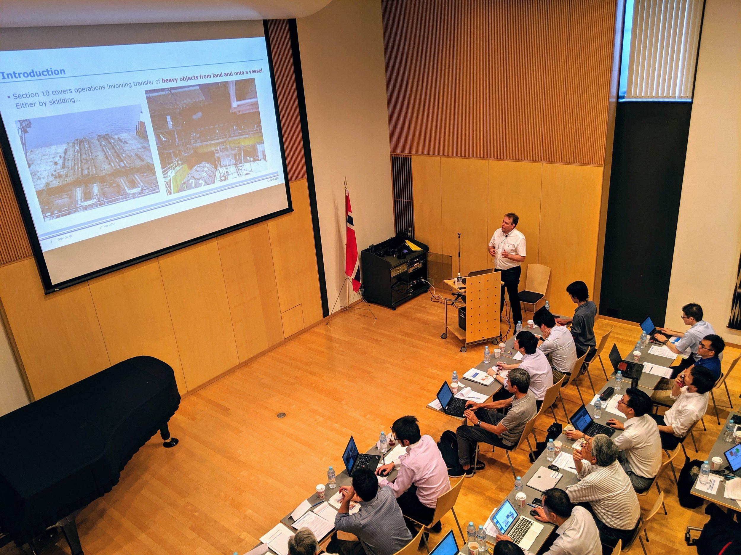 DNV GL - Maritime Seminar