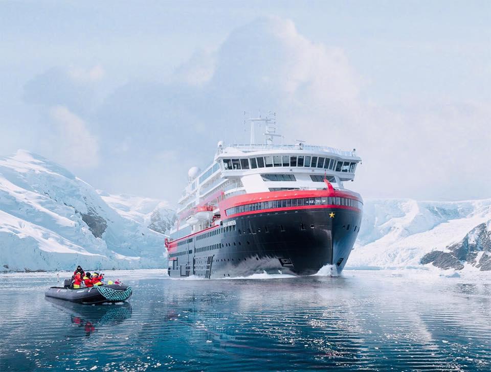 Hurtigruten is the world leader in exploration travel