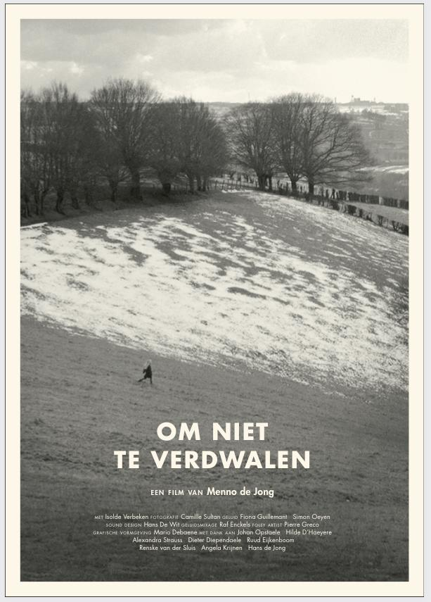 Om niet te verdwalen by M. De Jong. - Sounddesign and soundrecording
