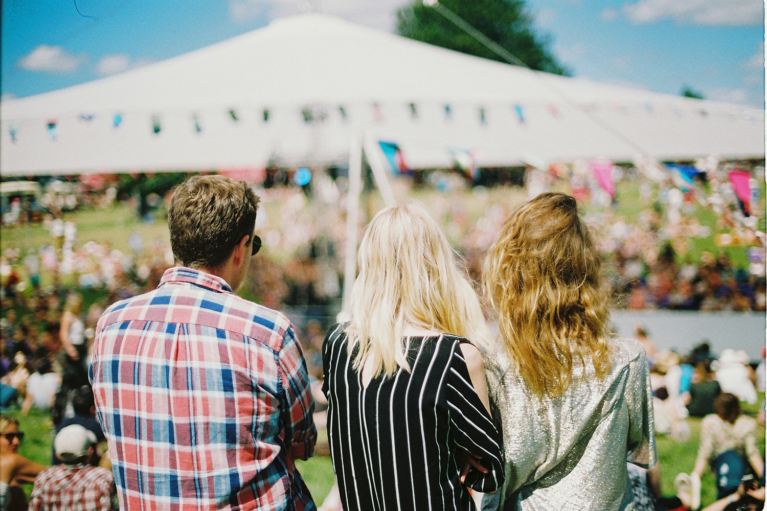 festivals - Organising or looking for an enchanted setting for your festival? We can cater for up to 200 people on site and with plenty of room and areas to play with, it won't disappoint.