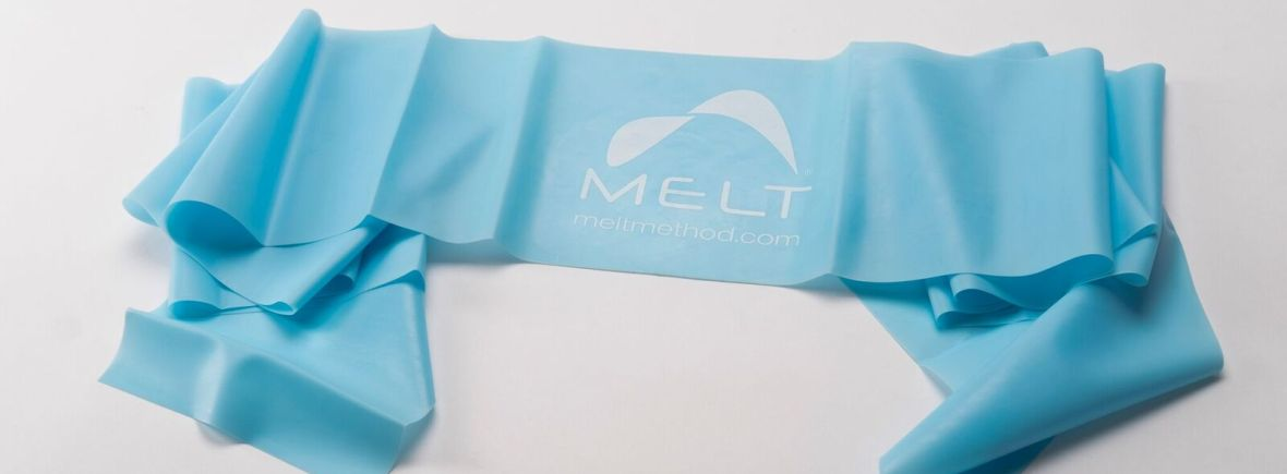 MELT Light Performance Band - The MELT Performance Band offers medium resistance and is ideal for MELT Performance techniques.$14.99