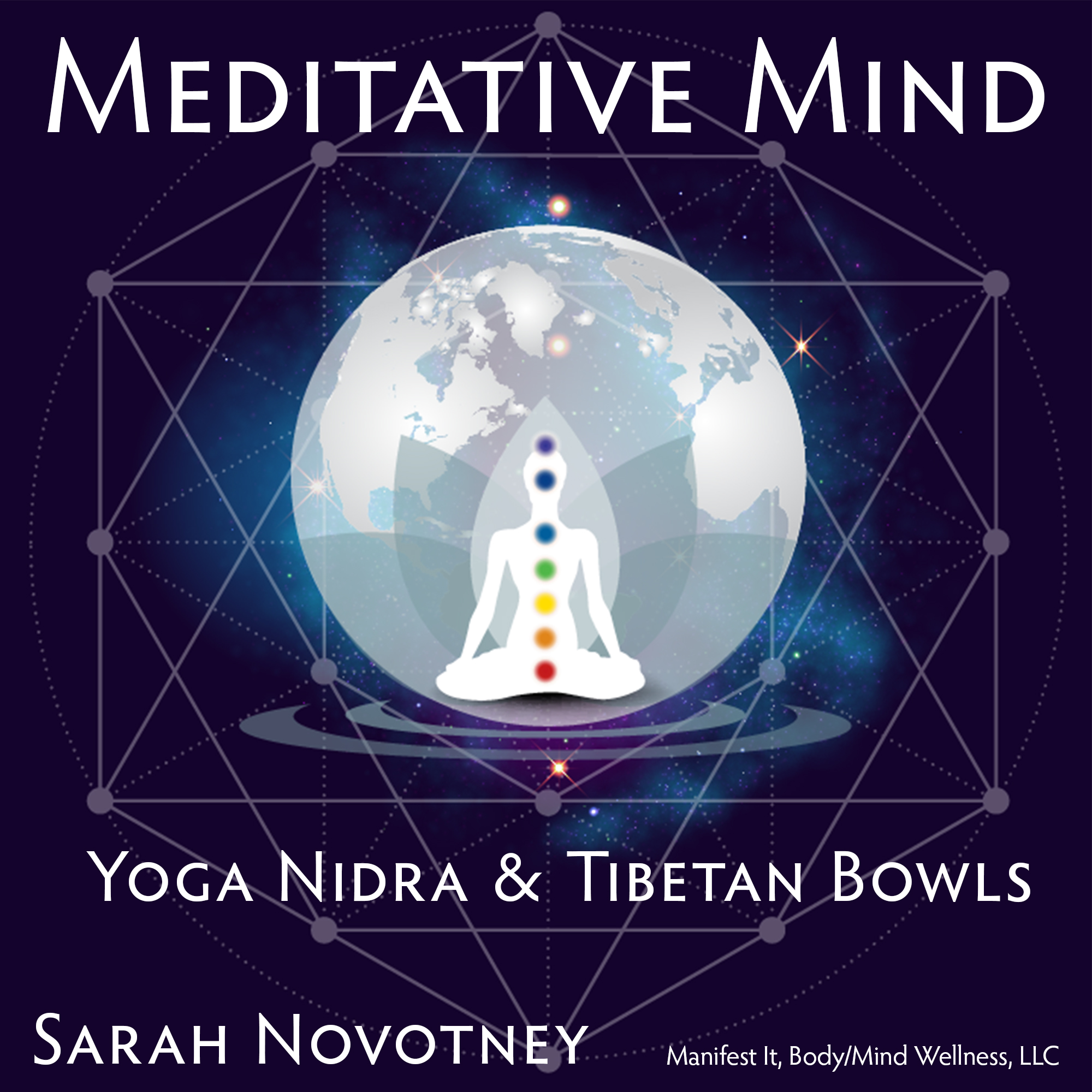 A guided meditation to relieve stress and anxiety. - $9.99
