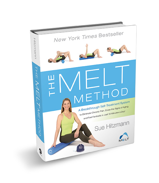 MELT Method Book - The MELT Method: A Breakthrough Self-Treatment System to Eliminate Chronic Pain, Erase the Signs of Aging, and Feel Fantastic in Just 10 Minutes a Day! is the second edition of the New York Timesbestseller, which has helped over 200,000 people lead a healthy, pain-free life.$18.99