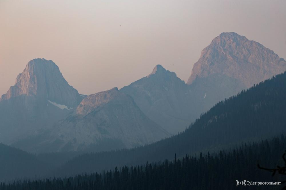 Mount Birdwood Range