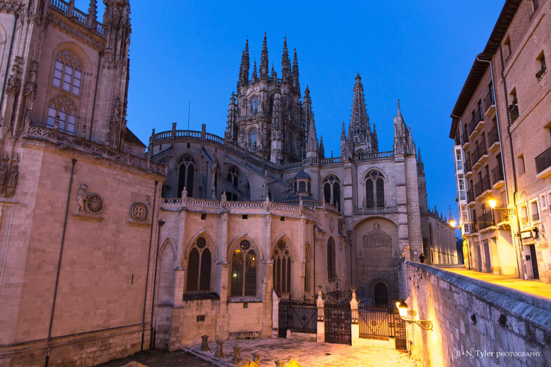 Catedral de Santa María de Burgos; flying buttress