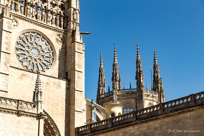 Catedral de Santa María de Burgos, daytime