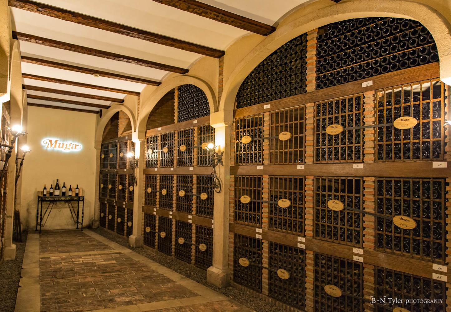 Muga Winery