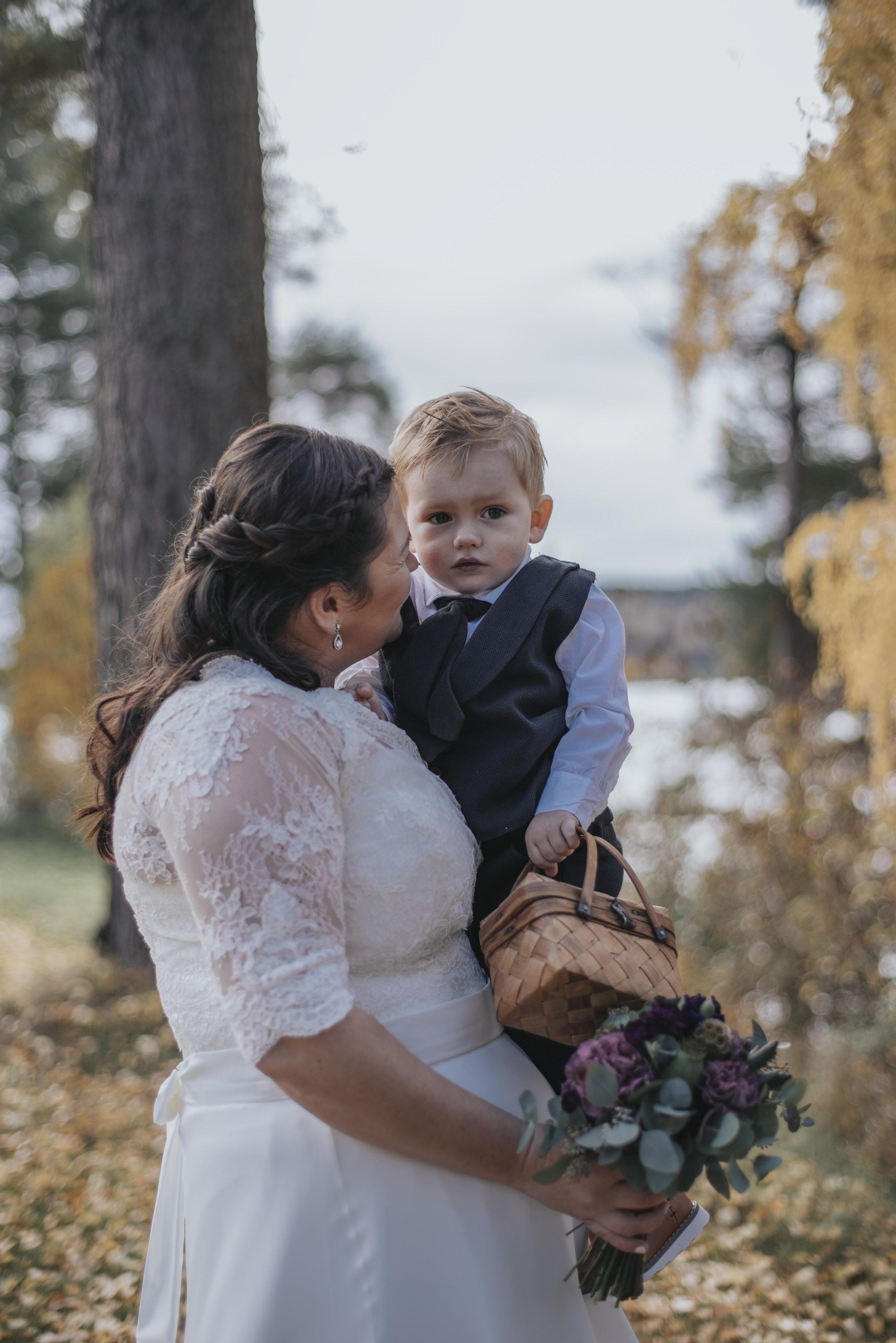 Bröllop i Leksand