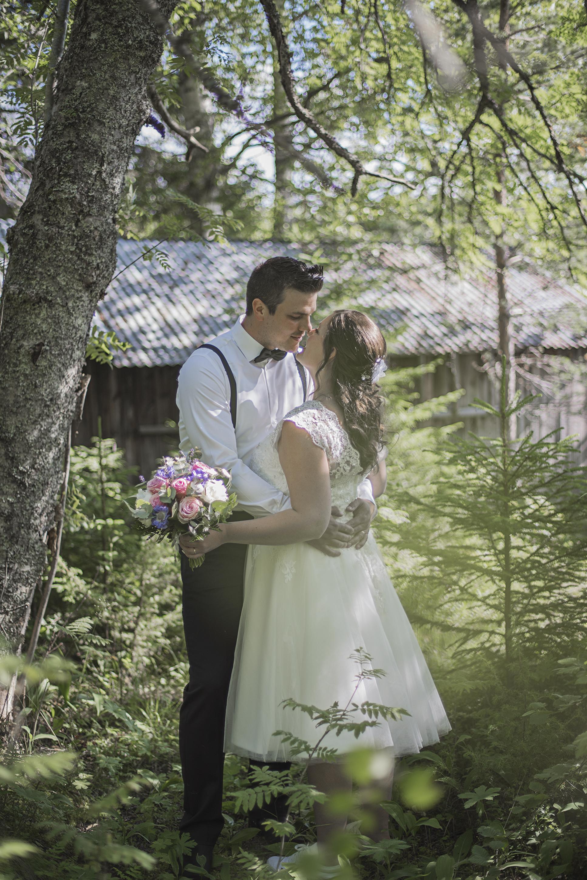 Bröllop i Bingsjö