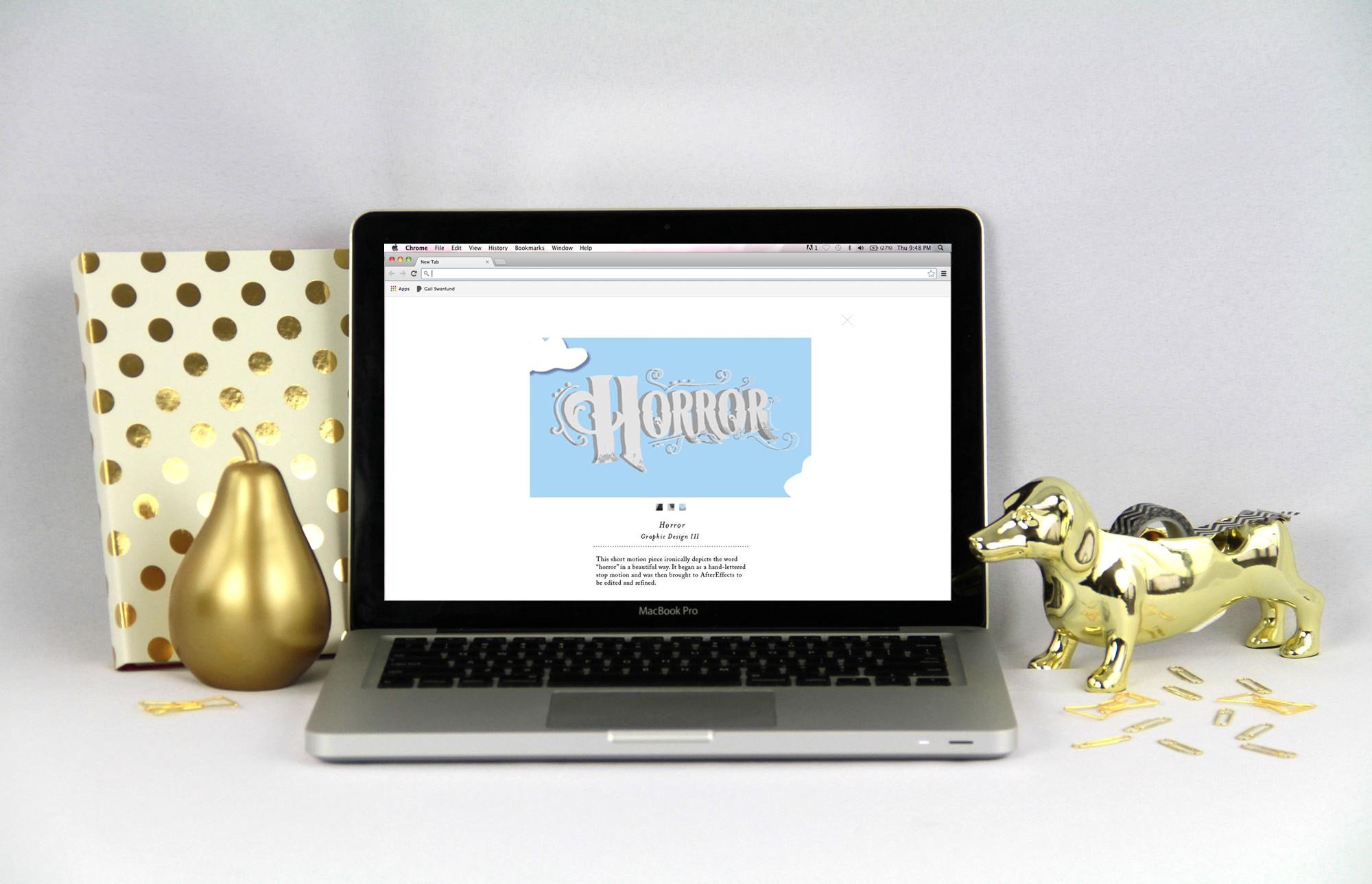 Abbey Furlow . Web Design . 2017
