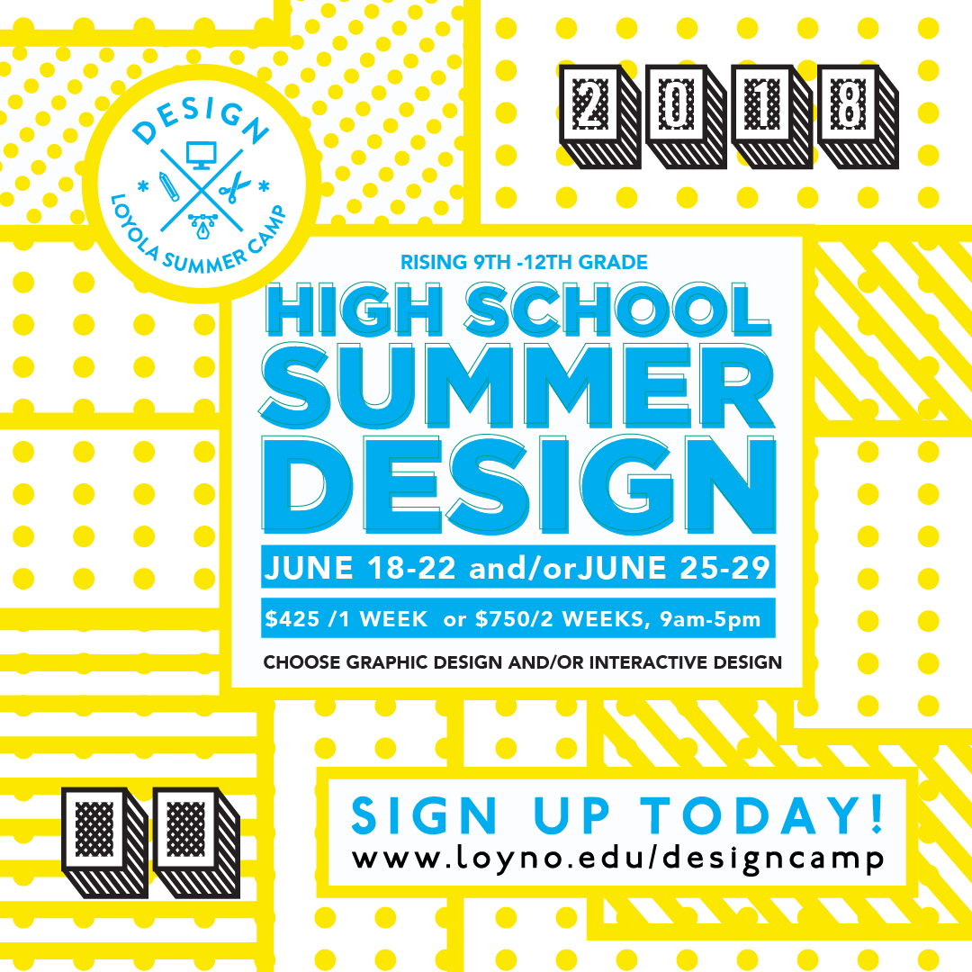 Loyola New Orleans Design Department