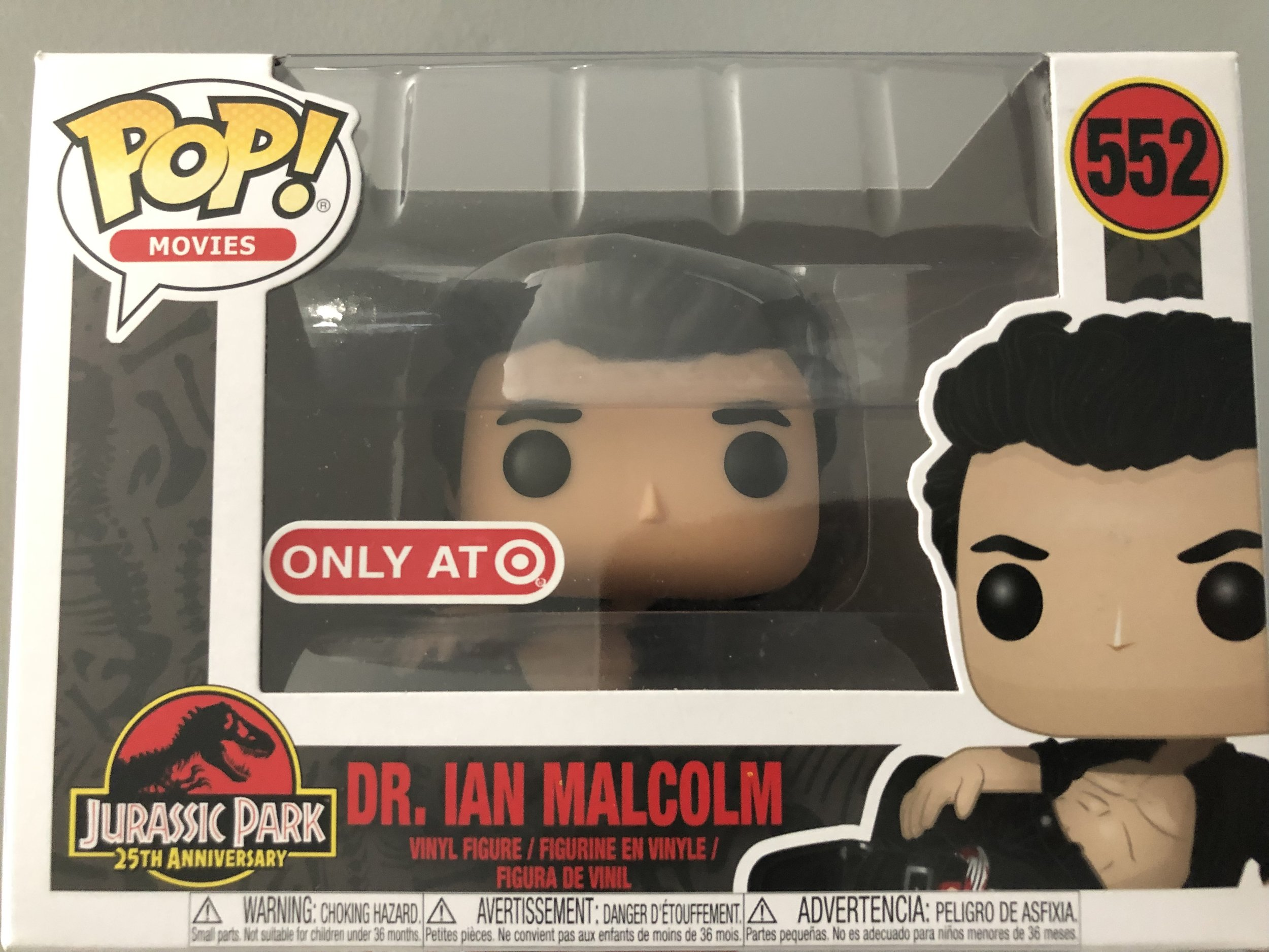 Just because Funko COULD make Ian Malcolm…