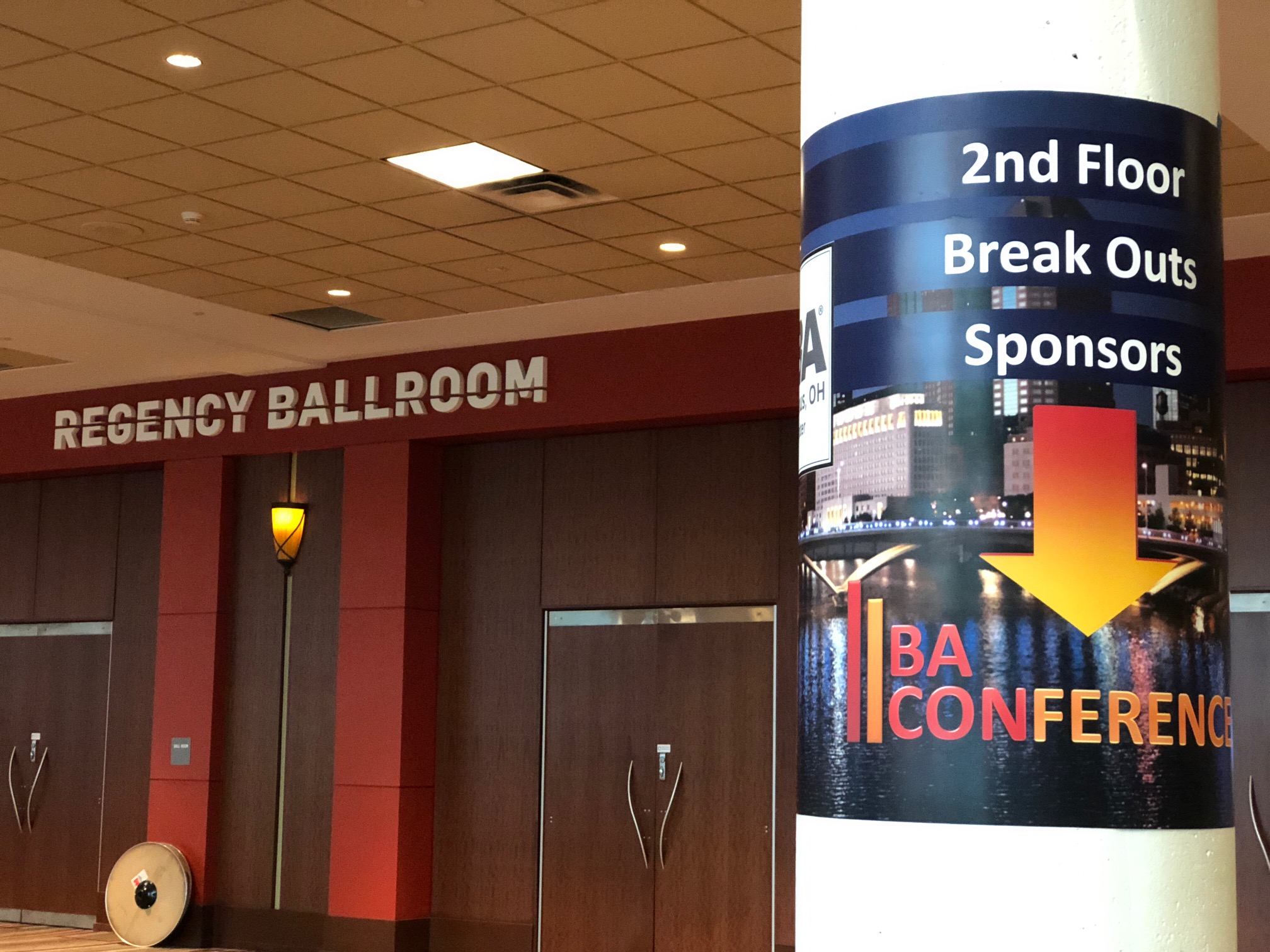 Supporting Sponsor - • 15 available sponsorships• Booth in sponsor room• 1 Complimentary registration• Placement of company logo on conference website• An ad on the conference app• Floor advertisements• Attendee scan and prize giveaway• Sponsor buffet• $2,000 for all day on Friday, August 23rd