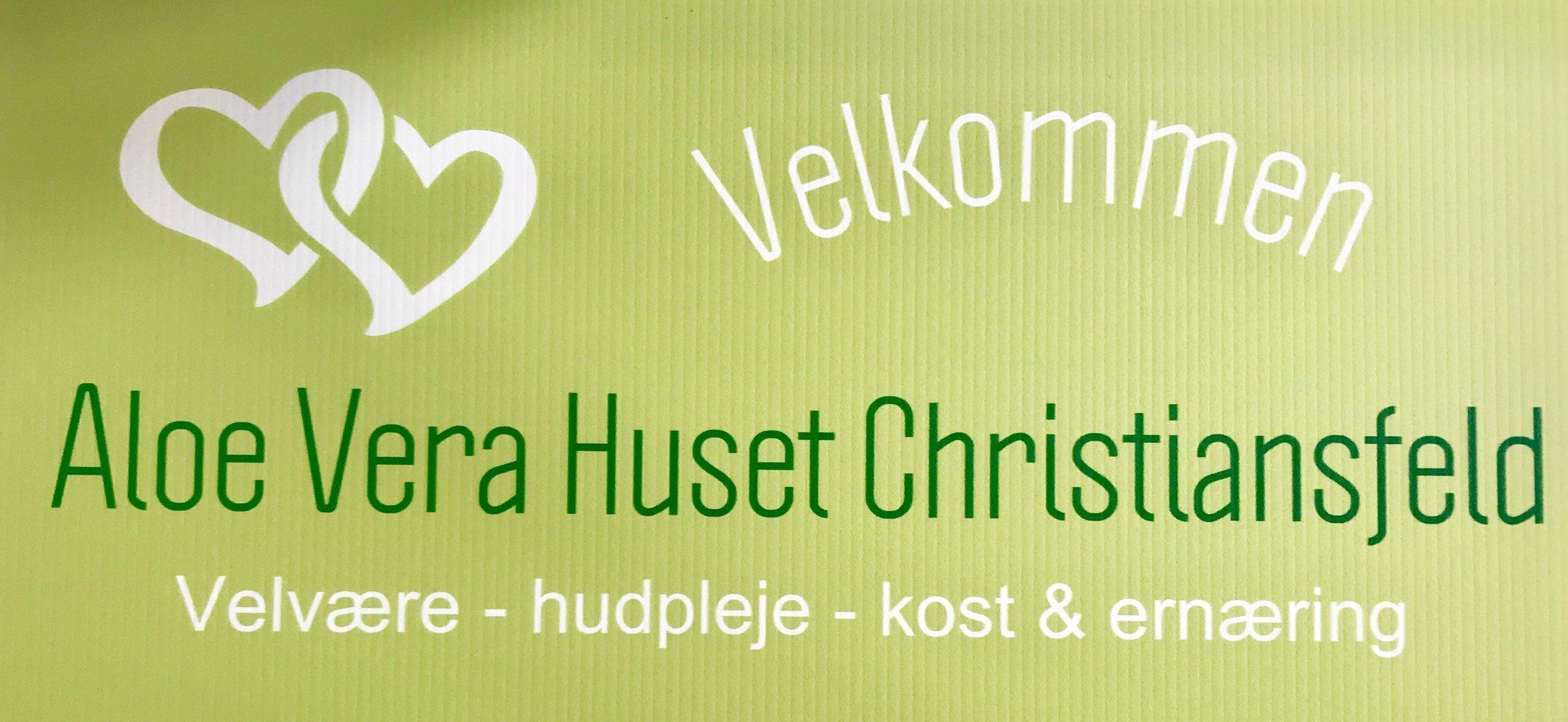 Aloe Vera Huset Christiansfeld -