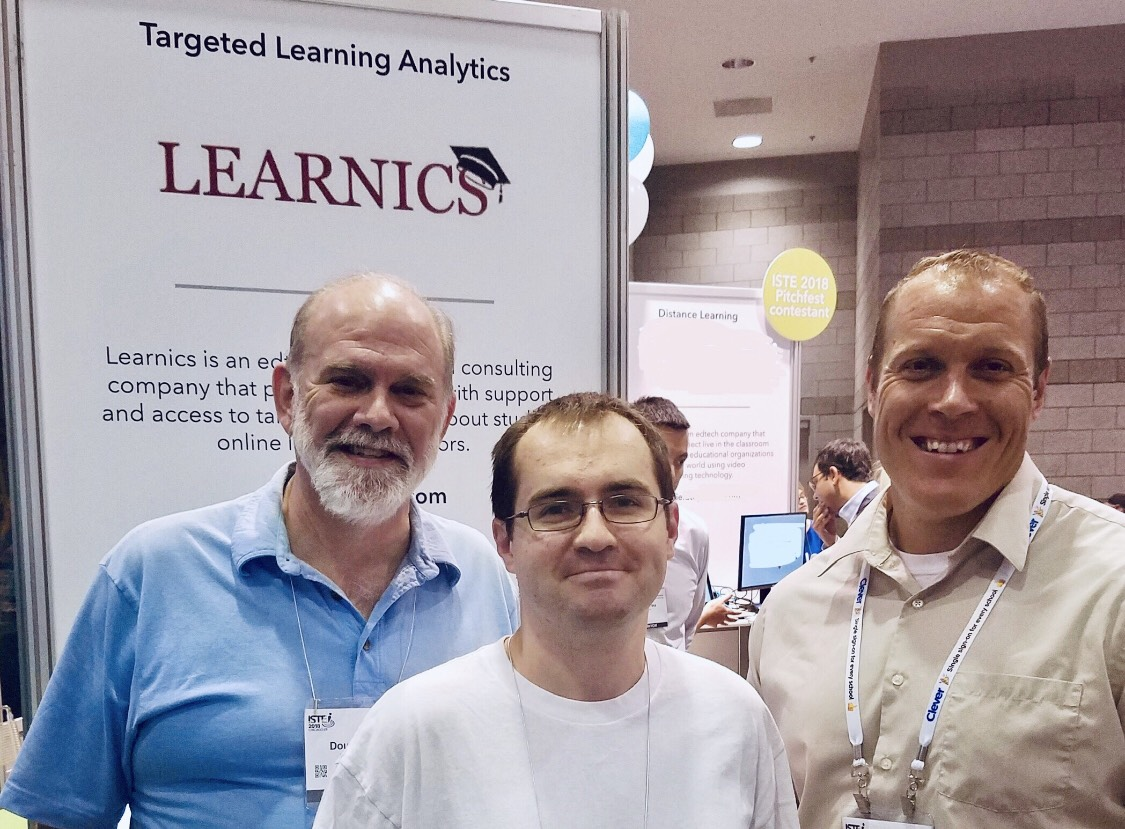 Who is Learnics? - Learnics is a company founded by educators for educators. Meet the team, learn more about the inspiration behind Learnics, and read about our recent accomplishments!