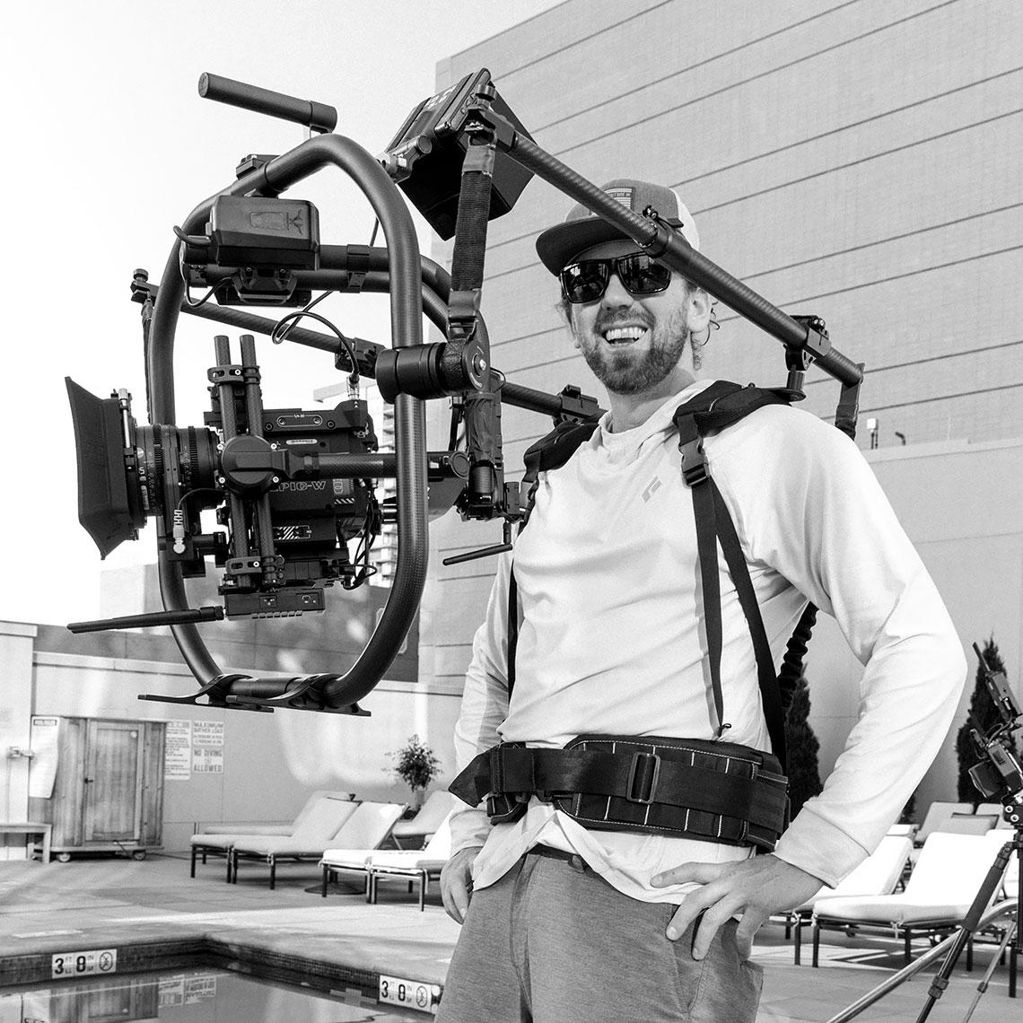 Aharon Bram  Director   DP