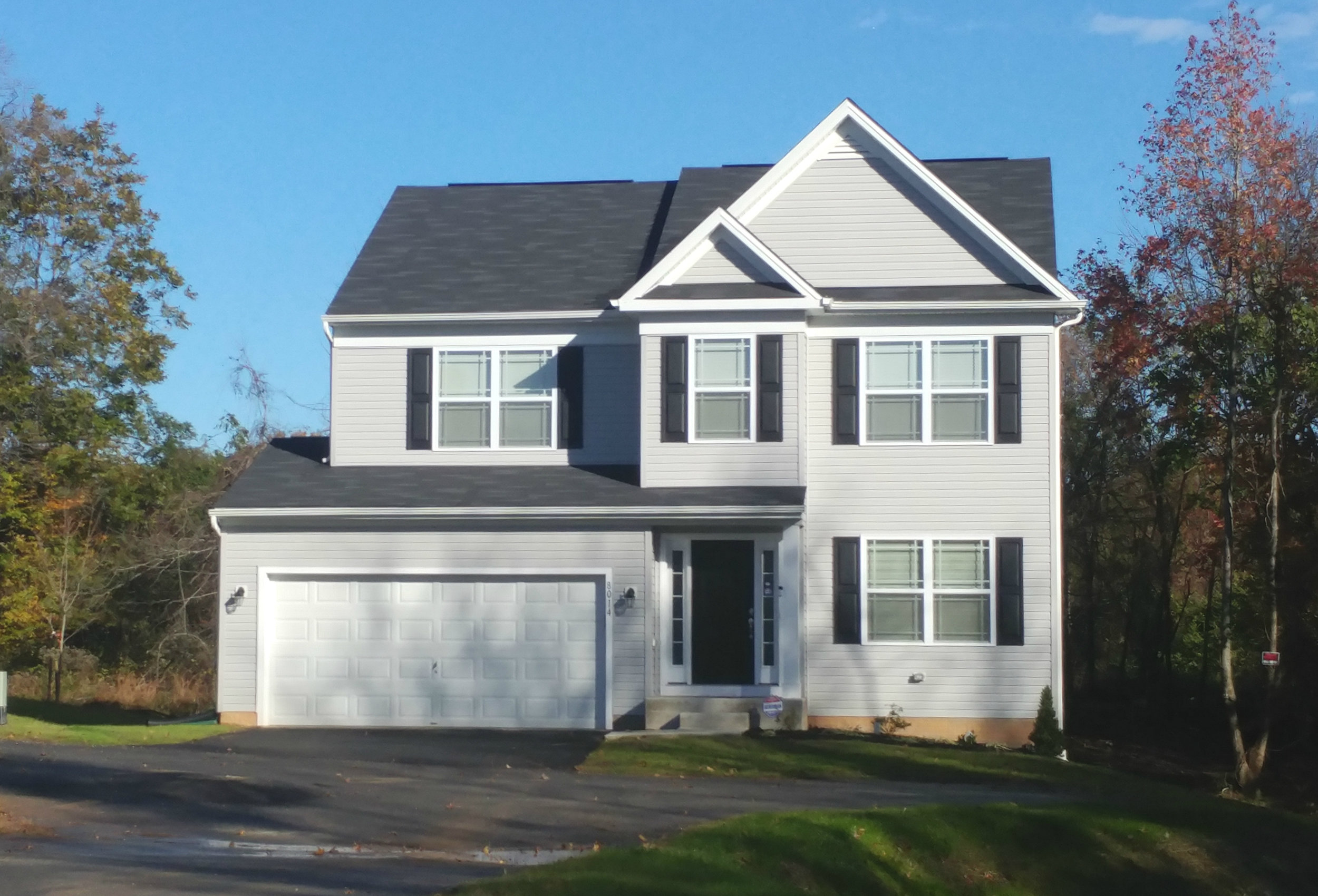 This new Harmony Builders home in Jessup, Maryland, was recently purchased by clients of Jerry Kline, realtor, Keller Williams Flagship of Maryland.