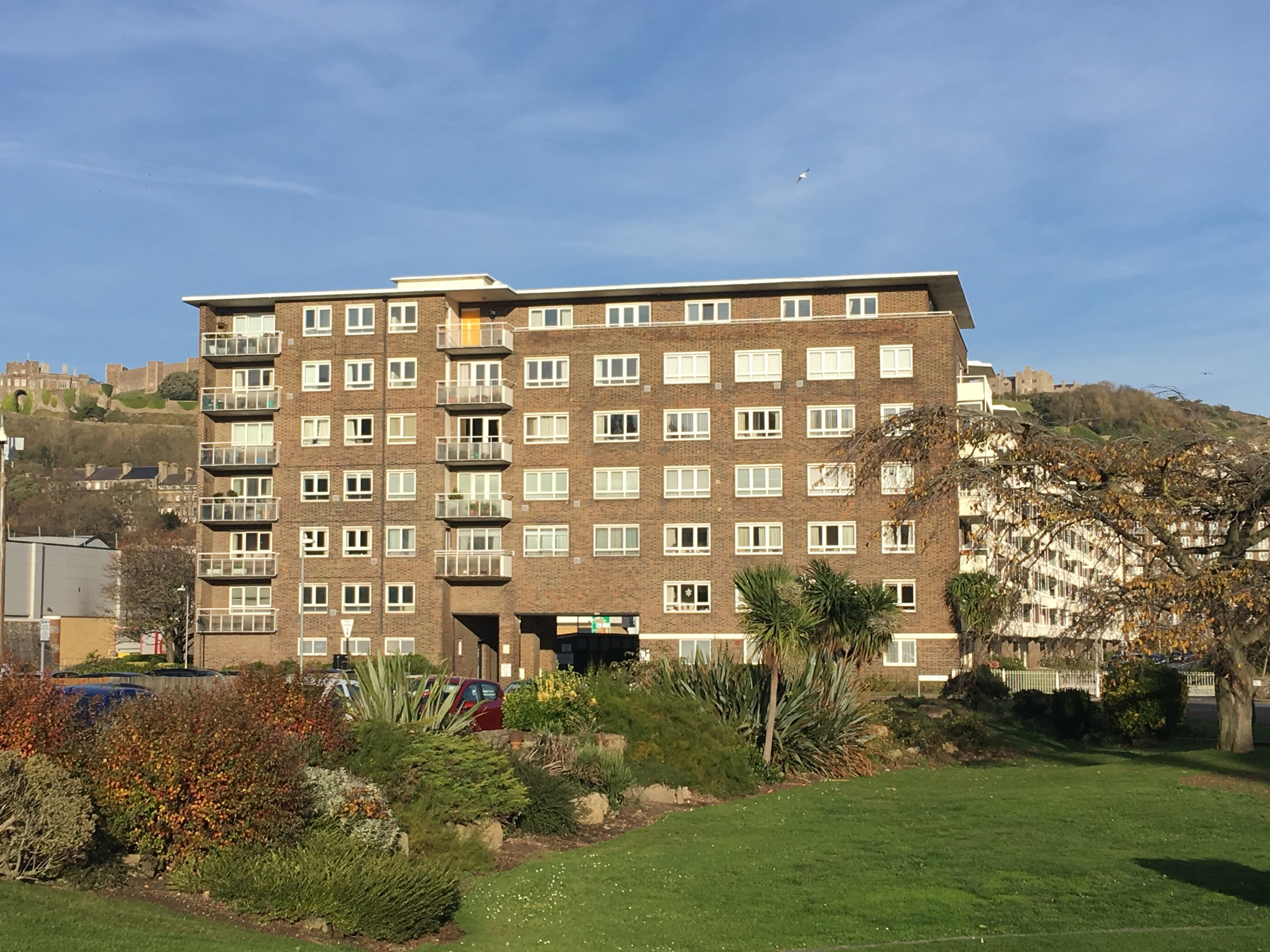 1950s flats in Dover