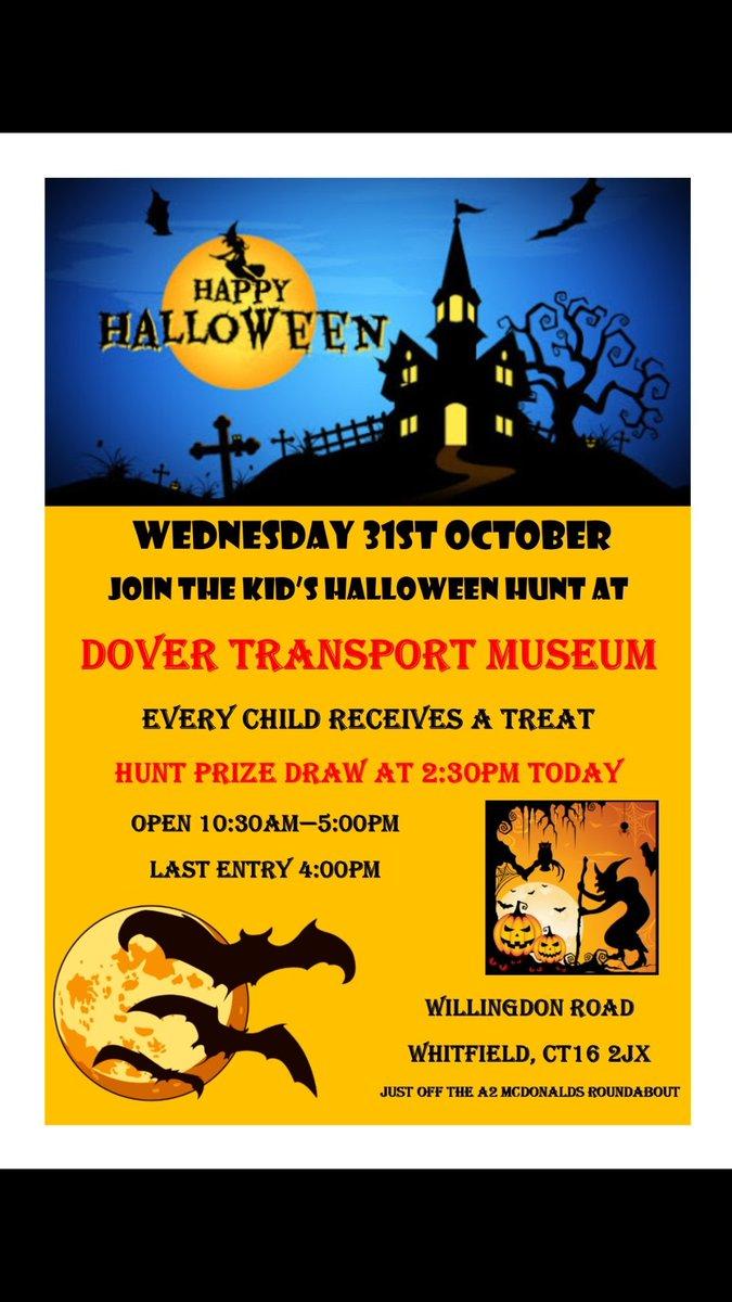 twitter. Dover transport museum