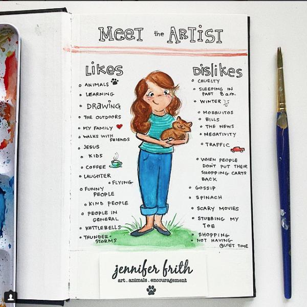 Jennifer Frith - Meet the Artist