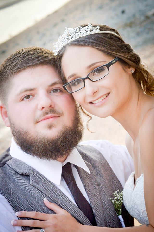 """""""Caitlin did such an amazing job photographing my wedding day. She is so kind and took so many beautiful photos. I would definitely recommend her to anybody looking to get any kind of photos done! I am so so happy with how all of mine turned out!""""   - Rebecca Parnell, 2017"""