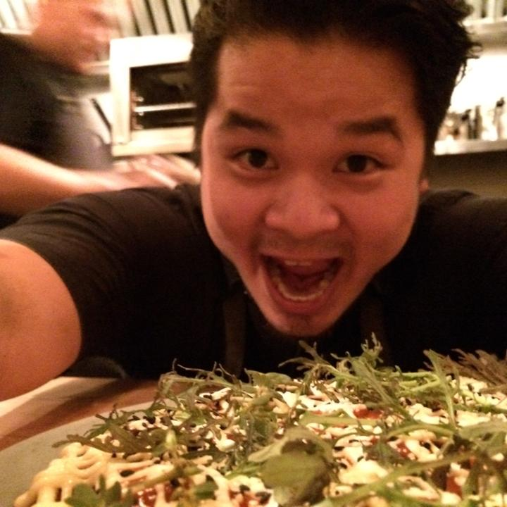 Mapo tofu noodles ! - Alden Ong is stoked to be back Friday night with tasty noodles!