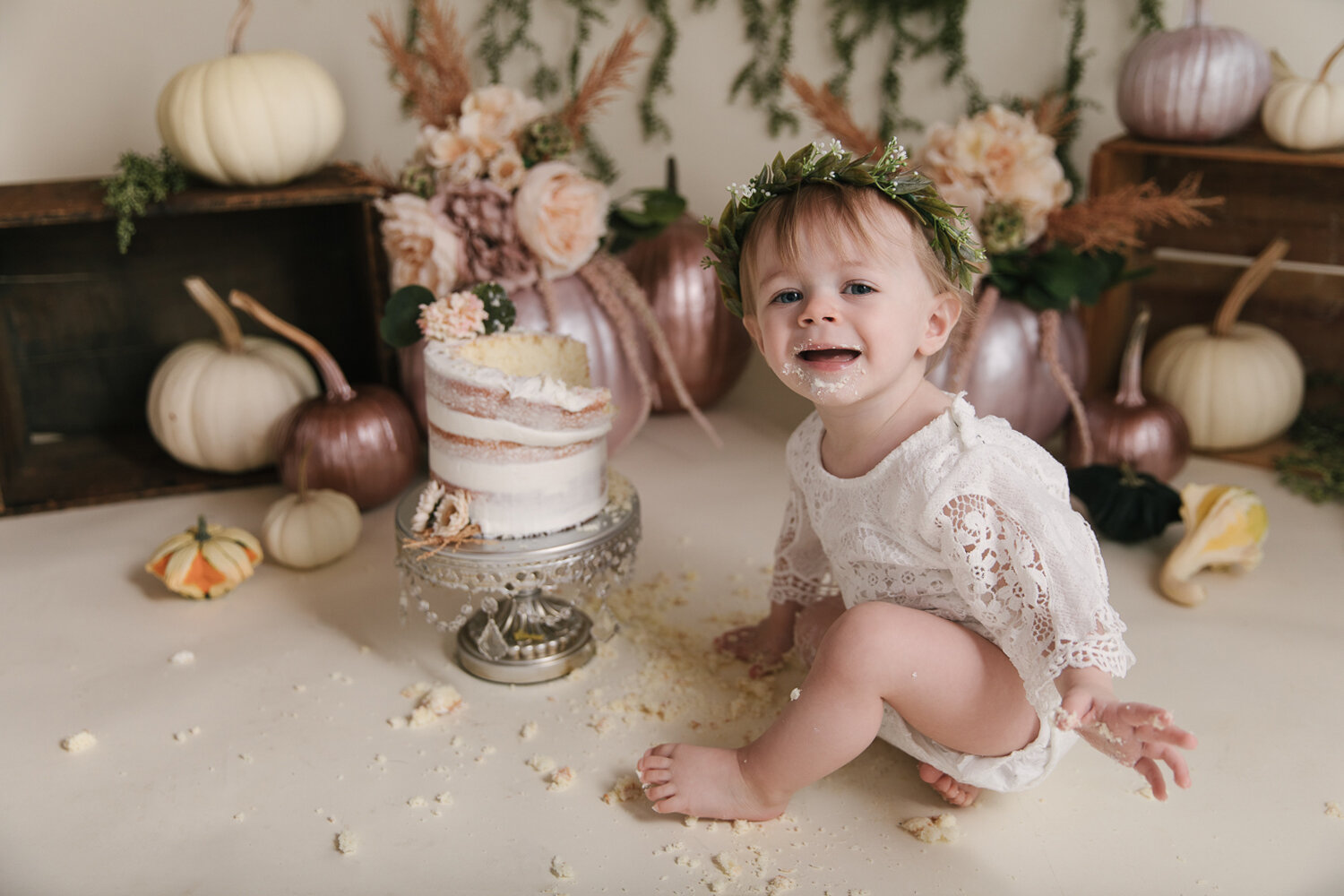 Baby_Girl_Birthday_Session_in_Studio_Smash_and_Splash_Photos_Pink_and_Cream_Little_Pumpkin_Theme_Baby_Girl_Frist_Birthday_Shoot_October_and_Fall_Soft_Color_Pallet_by_Baby_Photographer_Christie_Leigh_Photo_in_Cortland_Ohio-6.JPG