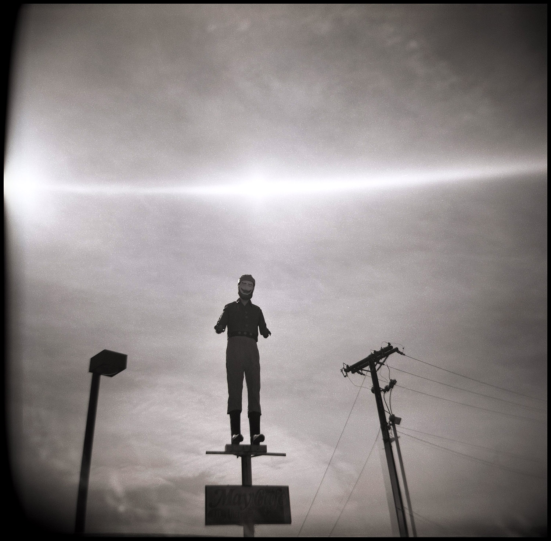 Tall Man, Albuquerque, NM