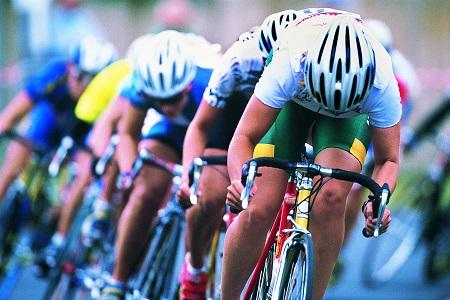 Group indoor cycling studio, Echelon Cycling