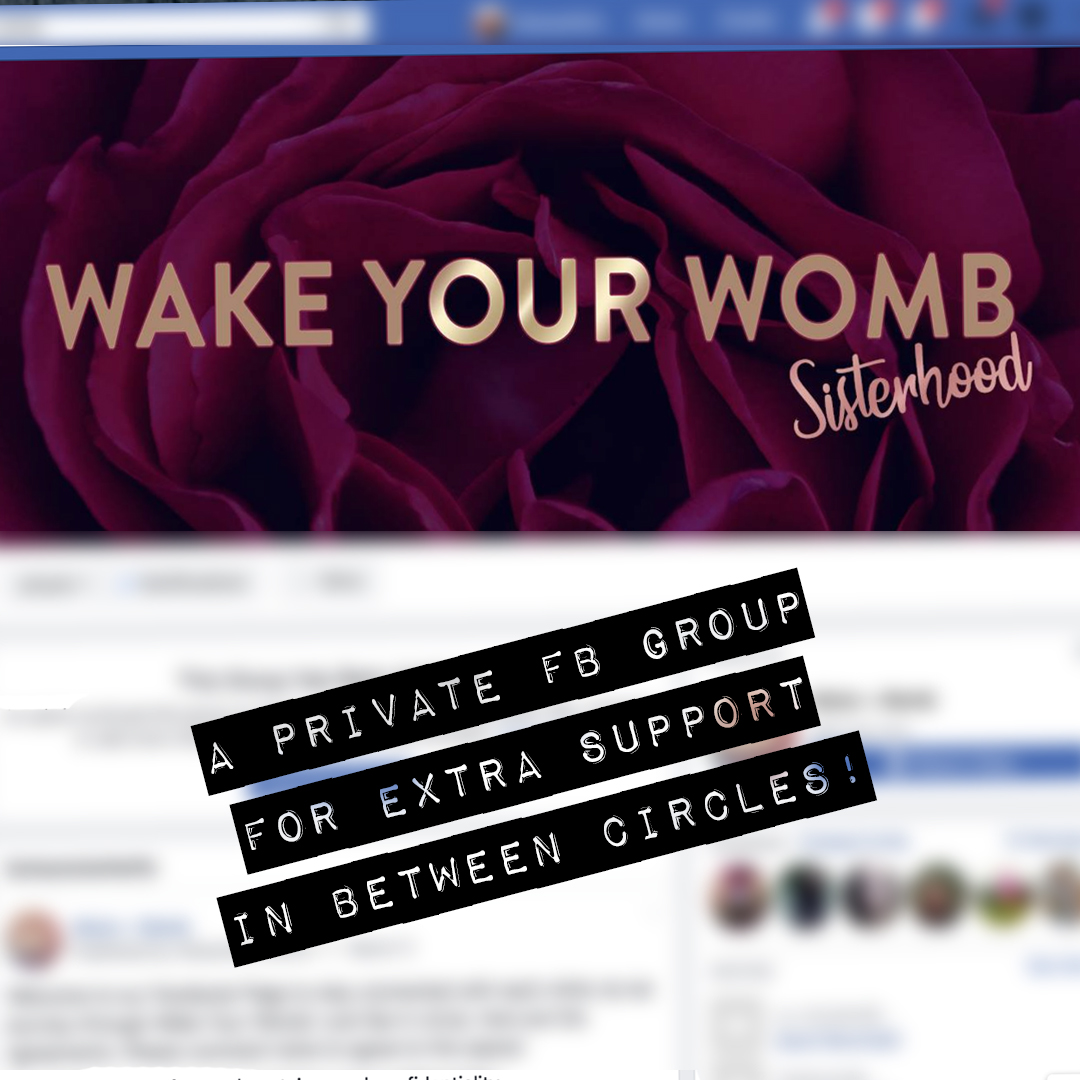 Wake Your Womb — Witch + Womb