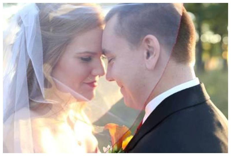 Wedding Veil L&A