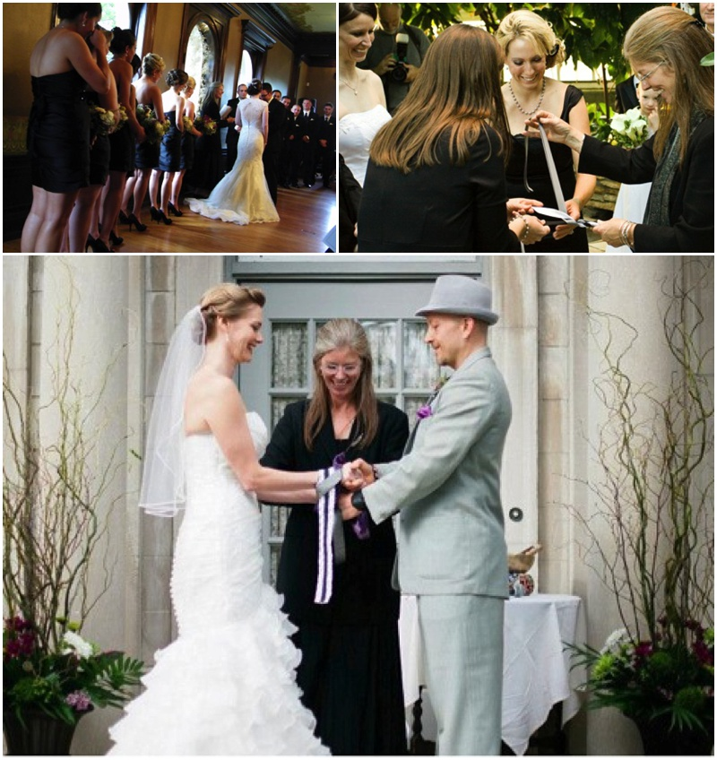 Positively Charmed Weddings