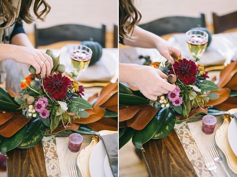 Thanksgiving Floral Arrangements-rosetree-thanksgiving