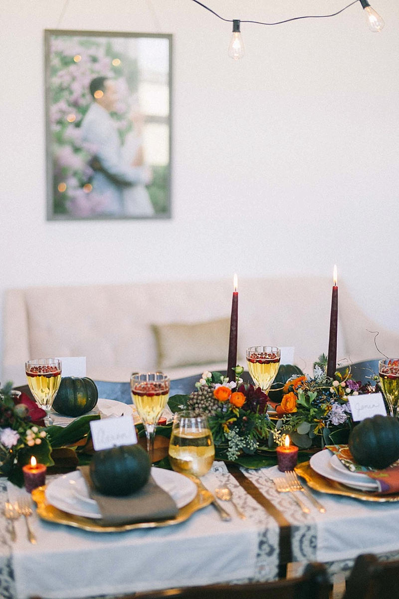 Table Decor-rosetree-thanksgiving