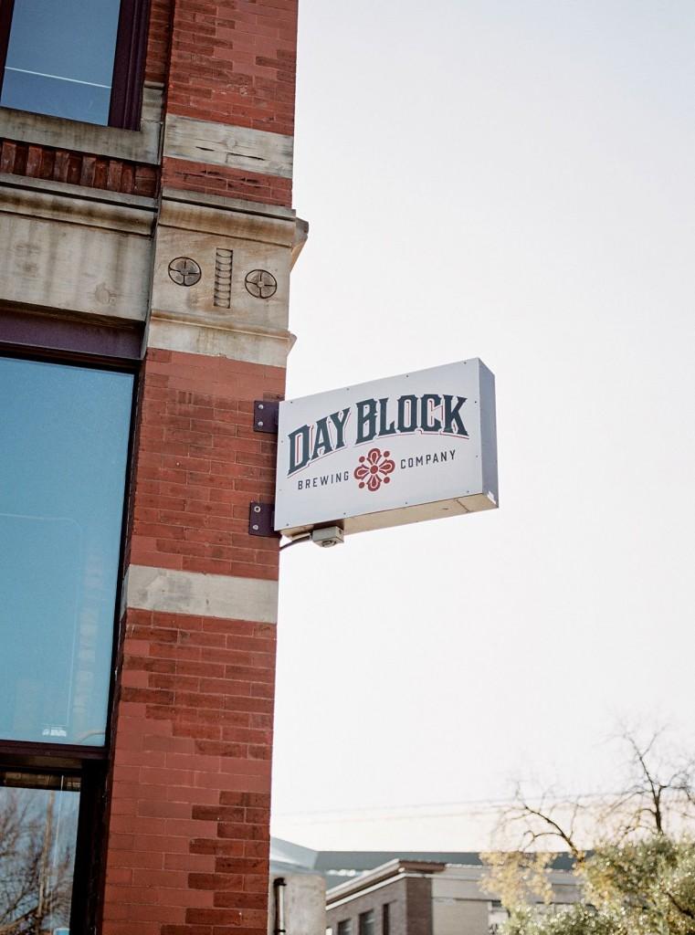 Dayblock Event Center Wedding