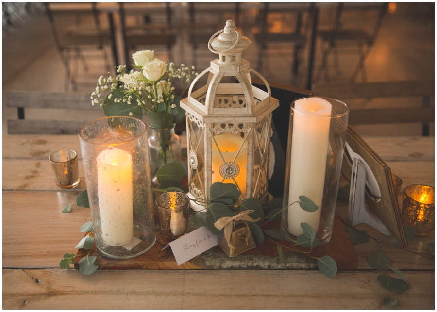 candles and lantern lights